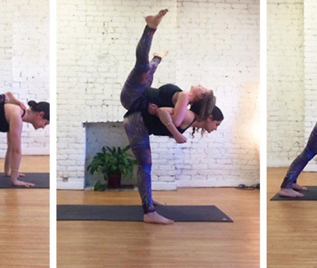 Beginner Acroyoga Poses That Are Totally Doable Daily Burn