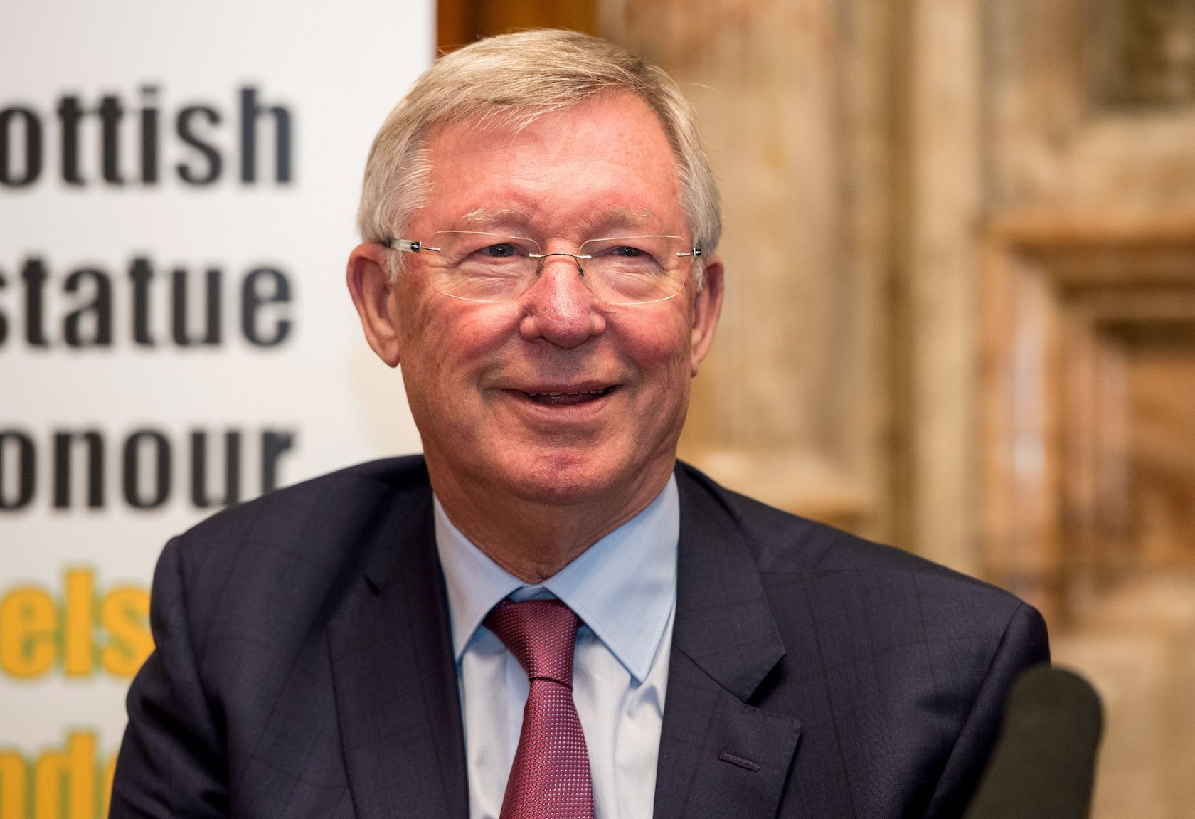 Wenger Wishes Sir Alex Ferguson Speedy Recovery Daily Business