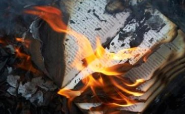 Paper Burning/Getty Images