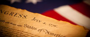 Declaration of Independence, Mike Flippo, Shutterstock