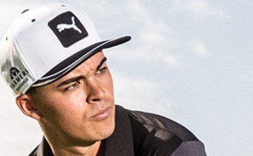 Ricki Fowler wears PUMA (Photo via PUMA)