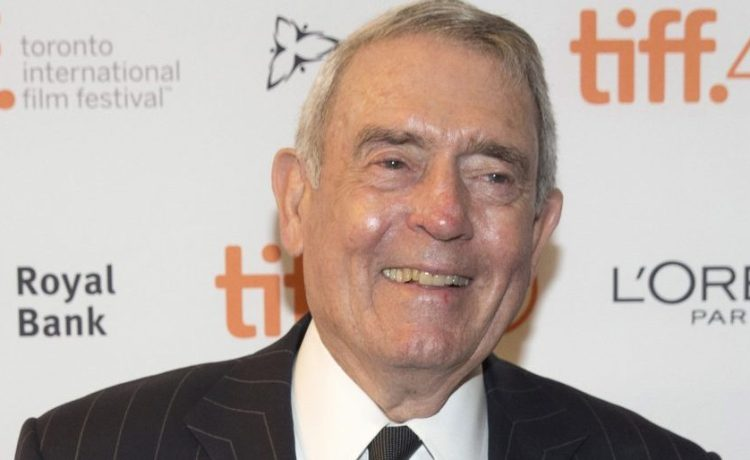 "Dan Rather arrives on the red carpet for the film ""Truth"" during the 40th Toronto International Film Festival in Toronto, September 12, 2015"