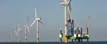 Offshore Windfarm (Shutterstock/v.schlichting)
