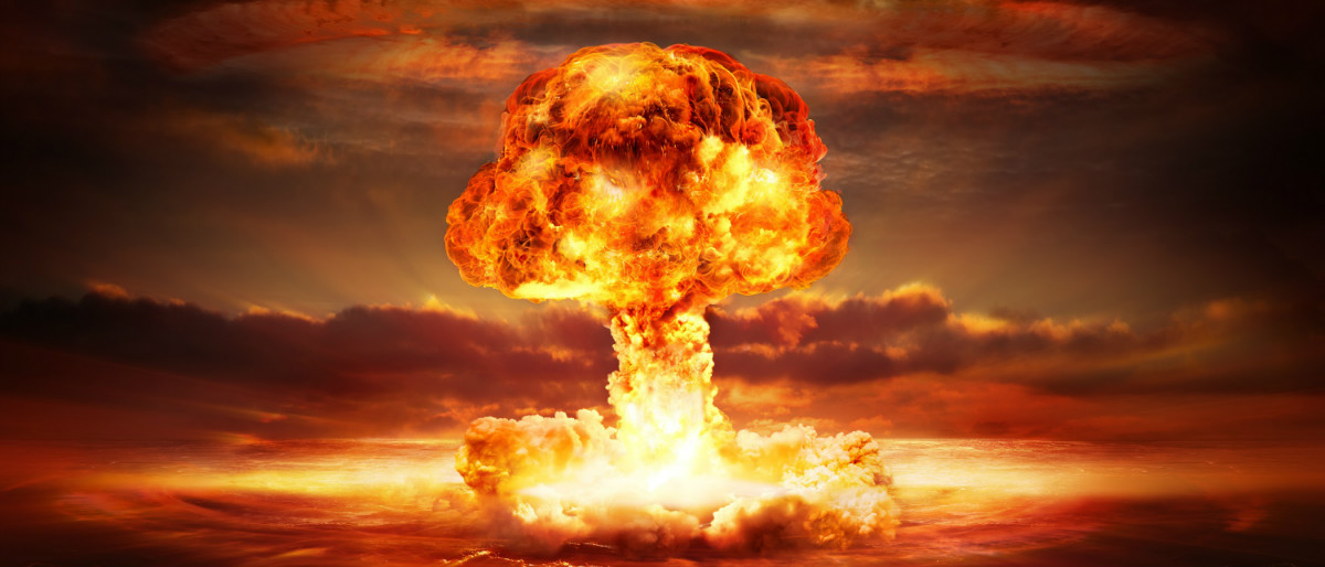Image result for nuclear bomb explosion