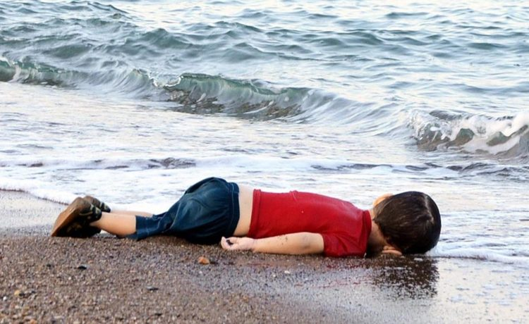 Alan Kurdi Getty Images/Nilufer Demir