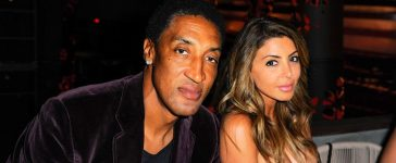 Scottie Pippen and Larsa Pippen attend the Avion Reserva 44 Celebrates Kygo's Haute Living Cover at Komodo on March 16, 2016 in Miami, Florida. The audio of NBA legend Scottie Pippen's wife Larsa's frantic 911 call during argument has now been released. The audio of NBA legend Scottie Pippen's wife Larsa's frantic 911 call during argument has now been released. (Getty Images/Sergi Alexander)