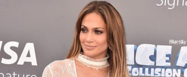 """Actress/singer Jennifer Lopez attends the screening of """"Ice Age: Collision Course"""" at Zanuck Theater at 20th Century Fox Lot on July 16, 2016 in Los Angeles, California."""