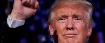 President-elect Donald Trump: REUTERS/Carlo Allegri