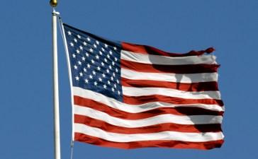 American flag Getty Images/Al Messerschmidt