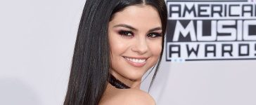 Recording artist Selena Gomez attends the 2015 American Music Awards at Microsoft Theater on November 22, 2015 in Los Angeles. (Photo by Jason Merritt/Getty Images)