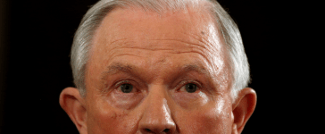 Sen. Jeff Sessions (Credit: REUTERS/Kevin Lamarque)