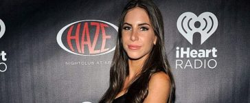 Jen Selter arrives at the after party for the 2014 iHeartRadio Music Festival at Haze Nightclub at the Aria Resort & Casino at CityCenter on September 20, 2014 in Las Vegas. (Photo by David Becker/Getty Images for iHeartMedia)