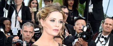 """Actress Mischa Barton attends the """"Loving"""" premiere during the 69th annual Cannes Film Festival at the Palais des Festivals on May 16, 2016 in Cannes, France. (Photo by Pascal Le Segretain/Getty Images)"""