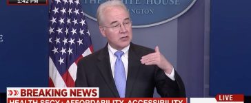 Tom Price (MSNBC)