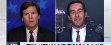 Tucker Carlson, Zeke Cohen (Fox News)