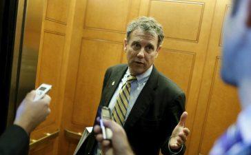 U.S. Senator Sherrod Brown (D-OH): REUTERS/Jonathan Ernst
