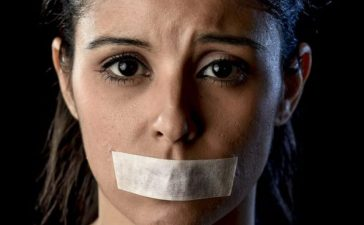 "Censorship is occurring across the world as countries step up their battles against ""hate speech."" [Shutterstock - Marcos Mesa Sam Wordley]"