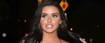 Abigail Ratchford (Credit: Splash News)
