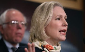 Kirsten Gillibrand (Getty Images)