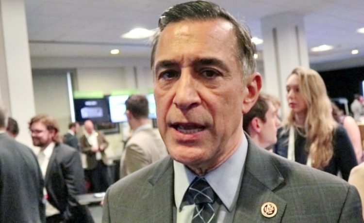 Republican Congressman Darrell Issa. (Mike Raust/The Daily Caller)