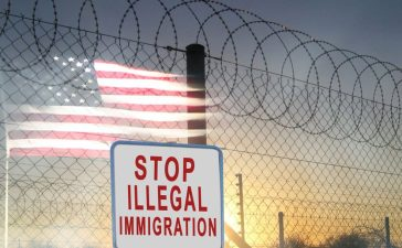 Illegal immigration (Photo: Shutterstock)