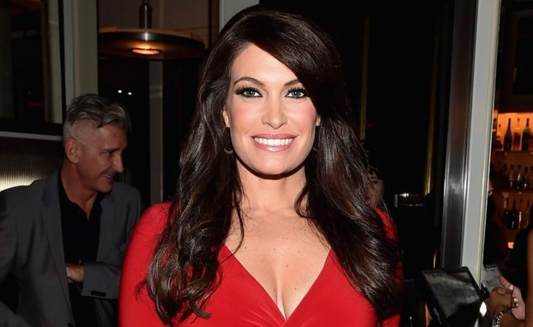 """Kimberly Guilfoyle attends the """"Fury"""" New York premiere at DGA Theater on October 14, 2014 in New York City. (Photo by Mike Coppola/Getty Images)"""