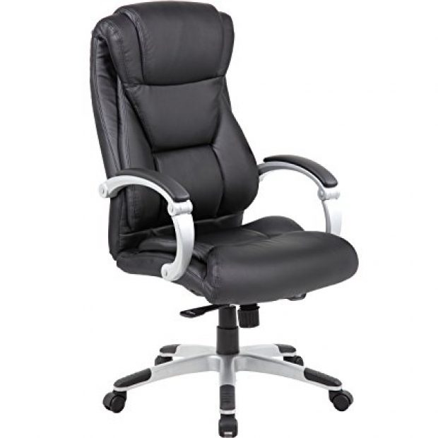 Normally $180, this office chair is 25 percent off today (Photo via Amazon)