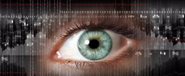 Surveillance can come from the government and the private sector. [Shutterstock - Sergey Nivens]
