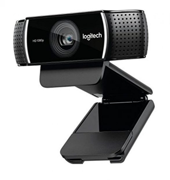 Normally $100, this #1 bestselling pro streaming webcam is 50 percent off today (Photo via Amazon)