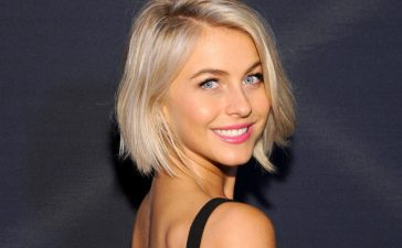 Actress Julianne Hough attends The Weinstein Company's Academy Awards Nominees Dinner in partnership with Chopard, DeLeon Tequila, FIJI Water and MAC Cosmetics on February 21, 2015 in Los Angeles. (Photo by Angela Weiss/Getty Images for FIJI Water)