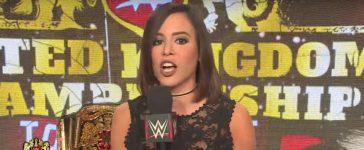 Charly Caruso (Credit: Screenshot/YouTube WWE)