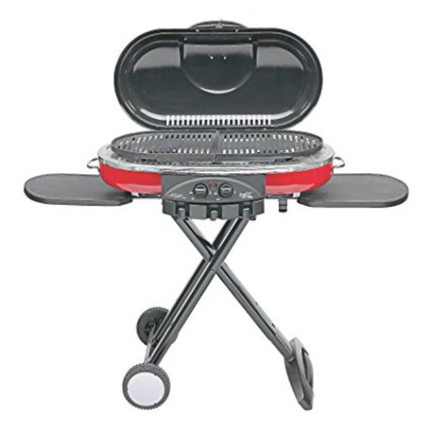 Normally $170, this portable propane grill is 41 percent off for Amazon Prime Day (Photo via Amazon)