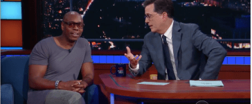 Dave Chappelle (photo: YouTube Screenshot)