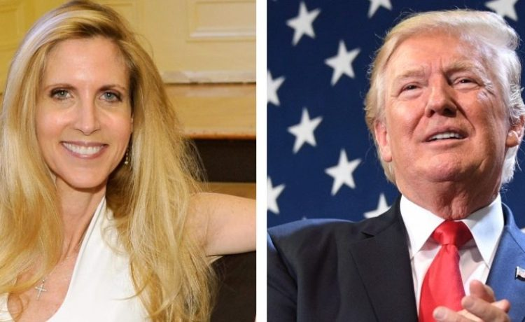 Ann Coulter, Donald Trump (Getty Images)