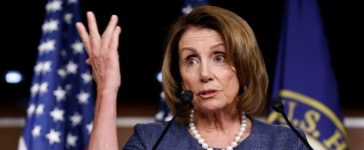 FILE PHOTO: House Minority Leader Nancy Pelosi (D-CA) speaks during a press briefing on Capitol Hill in Washington, September 7, 2017. REUTERS/Joshua Roberts