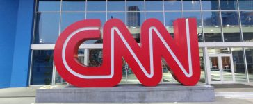 CNN logo (Flickr Creative Commons).