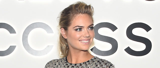 NEW YORK, NY - SEPTEMBER 13: Kate Upton attends Michael Kors and Google Celebrate new MICHAEL KORS ACCESS Smartwatches at ArtBeam on September 13, 2017 in New York City. (Photo by Nicholas Hunt/Getty Images for Michael Kors)