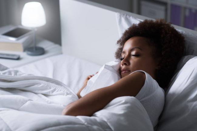 Sleep (Photo: Shutterstock)