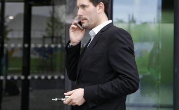 The Business of Vaping (Photo via Shutterstock)