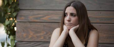 Lonely college student needs to get a grip (Shutterstock/Gardinovachki)