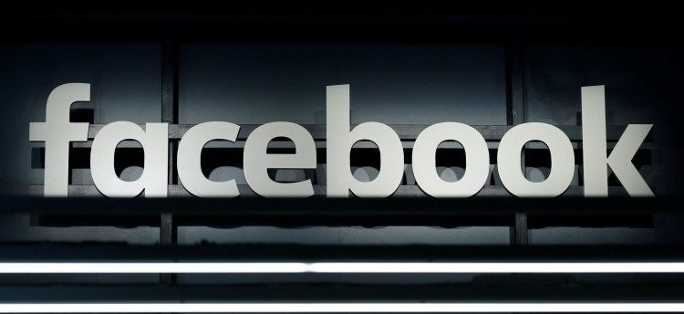A Facebook logo is pictured at the Frankfurt Motor Show (IAA) in Frankfurt, Germany September 16, 2017. REUTERS/Ralph Orlowski