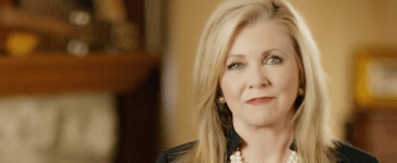 Marsha Blackburn campaign announcement. (Youtube screenshot/Marsha Blackburn For Senate)