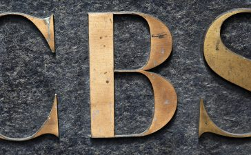 """The CBS television network logo is seen outside their offices on 6th avenue in New York, U.S., May 19, 2016. Television journalist Morley Safer, who made his reputation as a Vietnam War correspondent for CBS and then became a mainstay on the network's """"60 Minutes"""" show for 46 years, died at age 84 on Thursday, a few days after his retirement, the network announced. REUTERS/Shannon Stapleton - S1BETEZORSAB"""