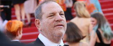 Weinstein tells screen writer that she would get green light for script if watching him masturbate (Shutterstock)