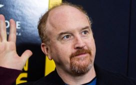 """FILE PHOTO: Cast member Louis C.K. attends the """"American Hustle"""" movie premiere in New York December 8, 2013. REUTERS/Eric Thayer/File Photo"""