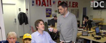 Pfeiffer Daily Caller Newsroom