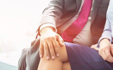 Sexual Harassment. (Shutterstock/sirtravelalot)