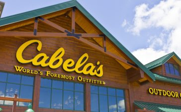 Indianapolis - Circa July 2016: Cabela's Retail Store Location. Cabela's Markets Outdoor Recreation Equipment II Jonathan Weiss/ Shutterstock