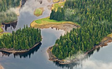 Tongass Nat. Forest and Misty Fjords Nat. Monument