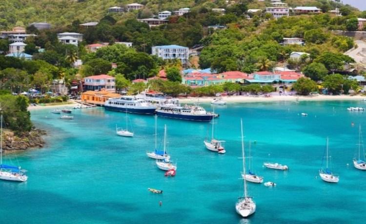 US Virgin Islands Shutterstock/BlueOrange Studio